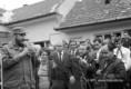 Dr. Fidel Castro Ruz a polgárdi Vörös Csillag Termelőszövetkezetbe látogatott