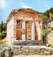 Delphoi szentély, kultusz és jóshely