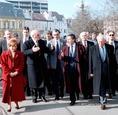 A német államfő magyarországi látogatása