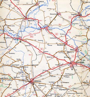 Kilométer-hálózat