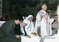 Teréz anya a máriaremetei templomban