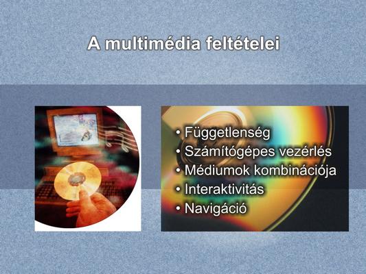 Médium elemek csoportosítása