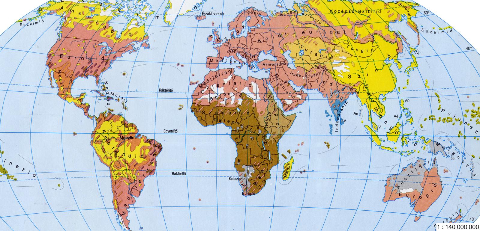 földrajzi térkép Ember a természetben   5. osztály | SuliTudásbázis földrajzi térkép