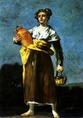 Francisco de Goya: Vízhordó lány