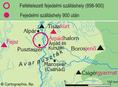 Fejedelemi szálláshelyek Pannonia elfoglalása után
