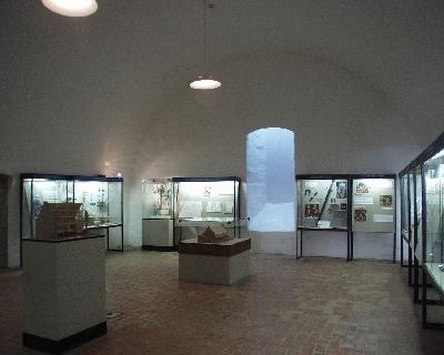 A visegrádi királyi palota 14. századi kiállítása