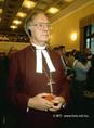 Díszdoktorrá avatás a Budapesti Református Teológiai Akadémia közgyűlésén