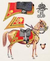 Tiszti ló felszerelés (1806-1848)