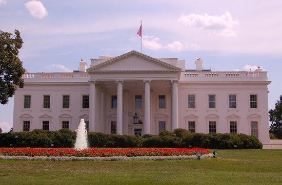 A Fehér Ház, Washington