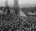 Kodály Zoltán zeneművész temetése