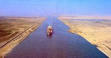 A Szuezi-csatorna kezdeményezője