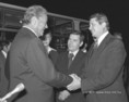 Berecz János búcsúzik Willy Brandttól