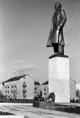 Lenin-szobor Zalaegerszegen
