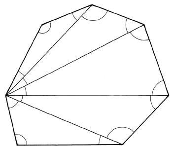 Hány oldalú az a konvex sokszög amelyben a belső szögek összege