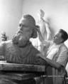 Kocsis András Kossuth- és Munkácsy-díjas szobrász