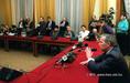 A Tocsik-bizottság nyílt ülése