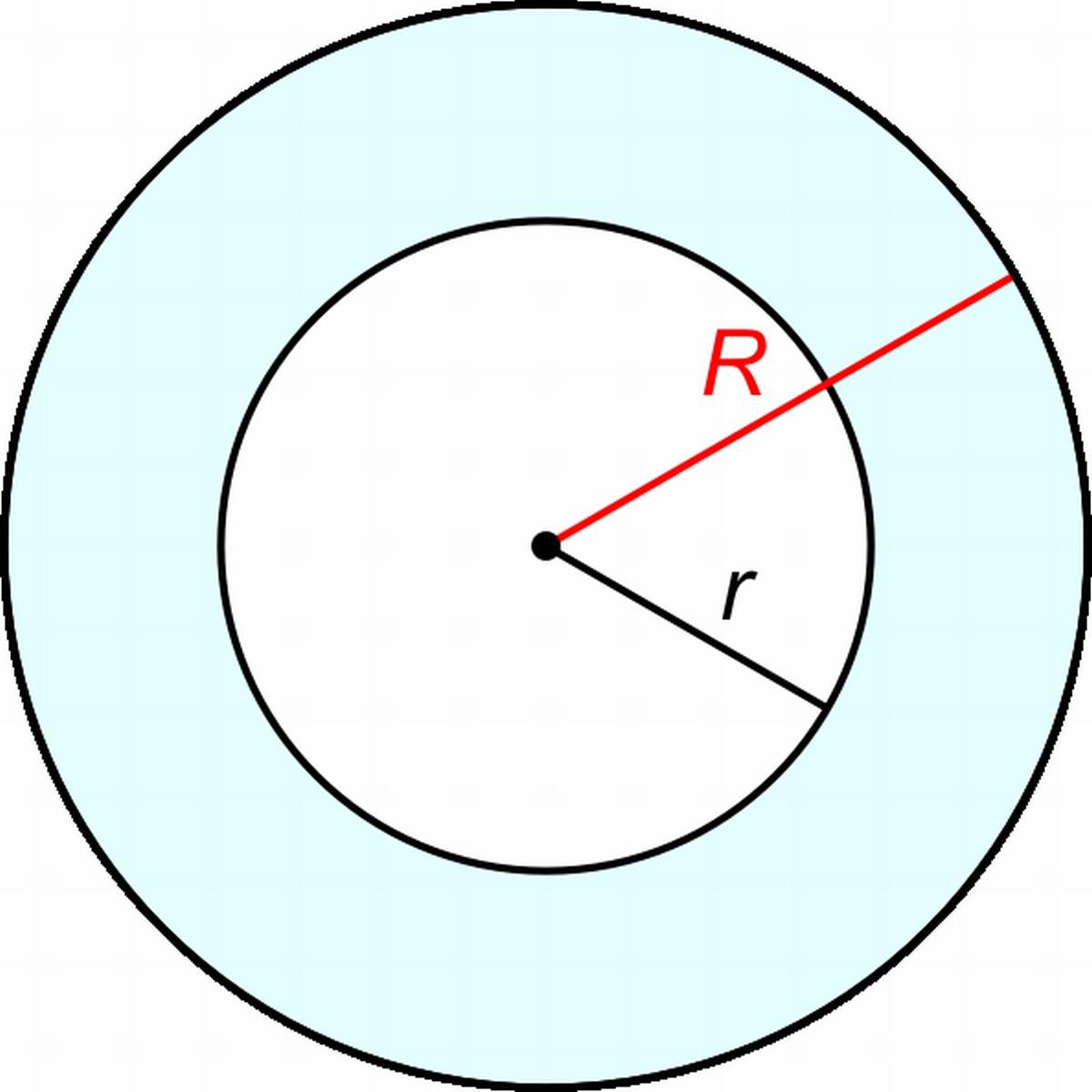 az emberi körgyűrű mérete)