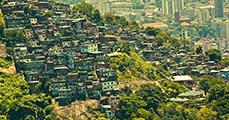 10 kép - szegénység Brazíliában