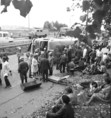 Súlyos baleset a Budaörsi úton