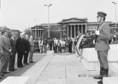 Az amerikai képviselőház képviselői koszorúznak