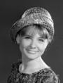Törőcsik Mari arcképe 1964-ből