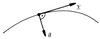 A görbe vonalú pályán, állandó nagyságú sebességgel mozgó test