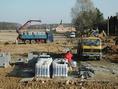 Megkezdődött a letenyei határállomás építése