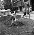 Utcai jelenet Budapesten