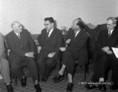 A magyar és a csehszlovák írók találkozója a Táncsics-körben