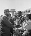 Budapestre érkezett Fidel Castro
