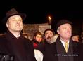 A budapesti gettó felszabadulására emlékeztek