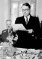 N. Sz. Hruscsov levelet küldött az adonyi Béke Tsz-be