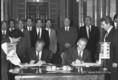 Magyar-kínai egyezmények aláírása