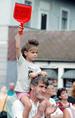 Polgári körök demonstrációja Miskolcon Medgyessy Péter titkos ügynöki múltjával kapcsolatban