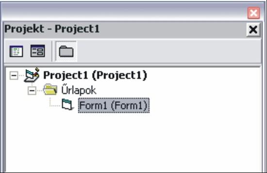 Projekt tallózó