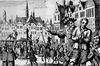 Anabaptisták kivégzése