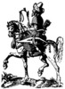 Szpáhi, török lovas katona