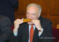Baromfiból készült uzsonna a Parlamentben