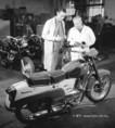 Pannónia motorkerékpár fejlesztése