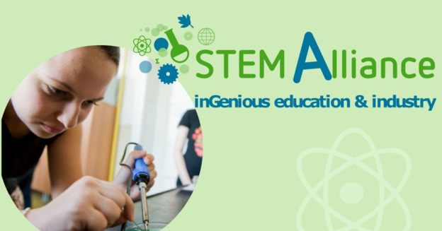 Csatlakozzon cégével a STEM Alliance-hez!