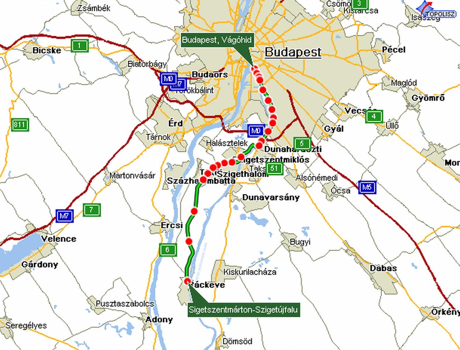 hév térkép budapest Közlekedési földrajz | SuliTudásbázis hév térkép budapest