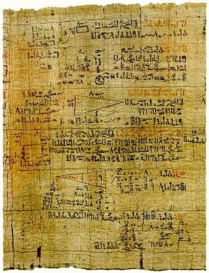 A Rhind-papirusz