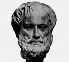 Arisztotelész arcképe
