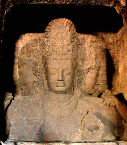 527px-Elephanta_Caves_Trimurti