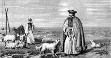 Az alföldi pásztorélet