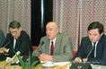 Kádár János munkamegbeszélése iparvállalatok vezetőivel