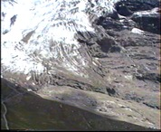 A Jungfrau-gleccser