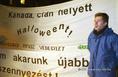 Tüntetés a veszélyes technológiával működő romániai aranybánya ellen