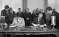 A magyar-líbiai külkereskedelmi szerződés aláírása