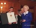 Orbán Viktor átadta a Kisebbségekért-díjakat